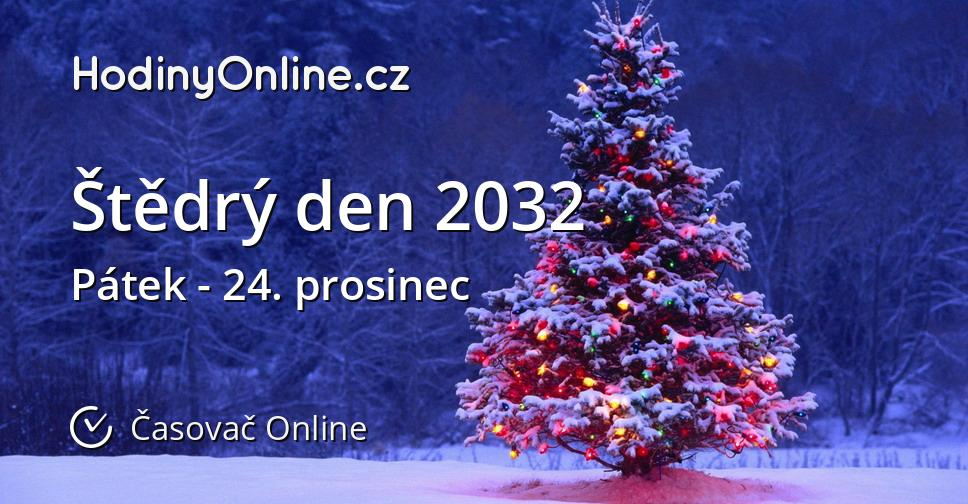 Štědrý den 2032